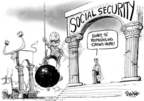 Cartoonist Dwane Powell  Dwane Powell's Editorial Cartoons 2004-12-28 ball