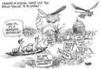 Cartoonist Dwane Powell  Dwane Powell's Editorial Cartoons 2005-05-01 super