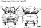 Cartoonist Dwane Powell  Dwane Powell's Editorial Cartoons 2005-05-11 Russia