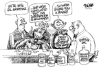 Cartoonist Dwane Powell  Dwane Powell's Editorial Cartoons 2005-07-29 representative