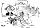 Cartoonist Dwane Powell  Dwane Powell's Editorial Cartoons 2005-09-14 natural
