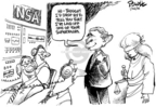 Cartoonist Dwane Powell  Dwane Powell's Editorial Cartoons 2006-01-26 hi