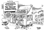 Cartoonist Dwane Powell  Dwane Powell's Editorial Cartoons 2006-03-31 representative