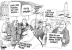Cartoonist Dwane Powell  Dwane Powell's Editorial Cartoons 2006-05-03 politics