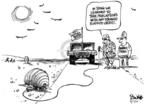 Cartoonist Dwane Powell  Dwane Powell's Editorial Cartoons 2006-05-17 Iraq