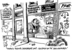 Cartoonist Dwane Powell  Dwane Powell's Editorial Cartoons 2006-08-24 affluence