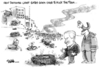 Cartoonist Dwane Powell  Dwane Powell's Editorial Cartoons 2006-12-20 Robert