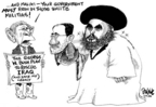 Cartoonist Dwane Powell  Dwane Powell's Editorial Cartoons 2007-01-15 rescue