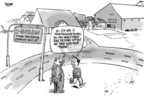 Cartoonist Dwane Powell  Dwane Powell's Editorial Cartoons 2007-01-31 hi