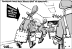 Cartoonist Dwane Powell  Dwane Powell's Editorial Cartoons 2007-03-02 health care