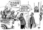 Cartoonist Dwane Powell  Dwane Powell's Editorial Cartoons 2007-06-12 weapon