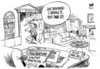 Dwane Powell  Dwane Powell's Editorial Cartoons 2007-09-18 2009