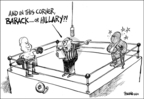 Cartoonist Dwane Powell  Dwane Powell's Editorial Cartoons 2008-03-06 John McCain