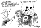 Cartoonist Dwane Powell  Dwane Powell's Editorial Cartoons 2008-05-02 John McCain