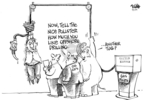 Cartoonist Dwane Powell  Dwane Powell's Editorial Cartoons 2008-08-01 another