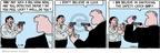 Cartoonist Kieran Meehan  Pros & Cons 2009-02-26 gun