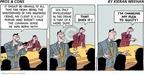 Cartoonist Kieran Meehan  Pros & Cons 2009-04-12 common