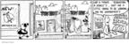 Cartoonist Sam Hurt  Queen of the Universe 1990-06-19 little