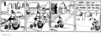 Comic Strip Sam Hurt  Queen of the Universe 1990-07-23 architecture