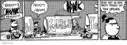 Cartoonist Sam Hurt  Queen of the Universe 1990-08-27 some