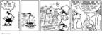 Cartoonist Sam Hurt  Queen of the Universe 1990-11-10 stop