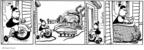 Cartoonist Sam Hurt  Queen of the Universe 1990-12-18 ride
