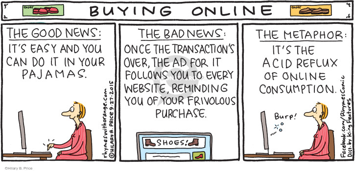 Cartoon Buying Online