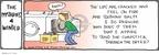 Cartoonist Hilary Price  Rhymes with Orange 2009-01-12 poem