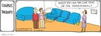 Cartoonist Hilary Price  Rhymes with Orange 2009-07-09 marriage counseling