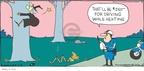 Comic Strip Hilary Price  Rhymes with Orange 2009-10-18 $250
