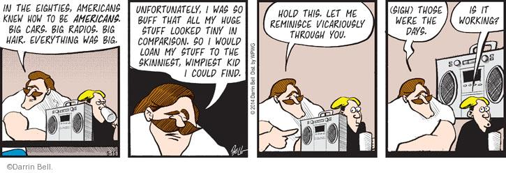 Comic Strip Darrin Bell  Rudy Park 2014-05-15 large