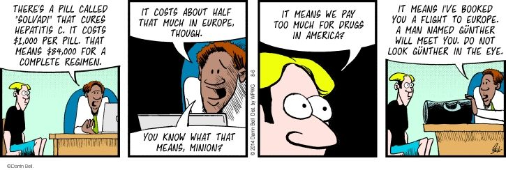Comic Strip Darrin Bell  Rudy Park 2014-08-06 complete