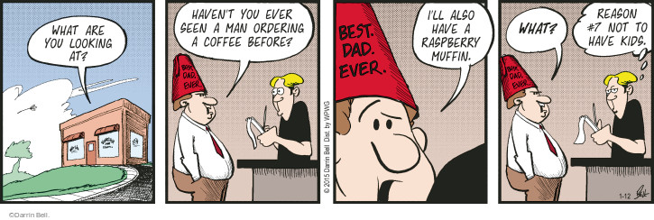 Comic Strip Darrin Bell  Rudy Park 2015-01-12 father