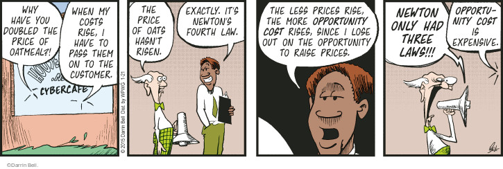 Comic Strip Darrin Bell  Rudy Park 2015-01-21 customer