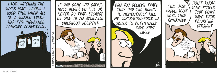 Comic Strip Darrin Bell  Rudy Park 2015-02-09 priority