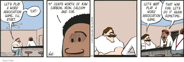 Comic Strip Darrin Bell  Rudy Park 2015-03-06 cold