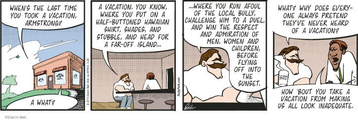 Comic Strip Darrin Bell  Rudy Park 2015-03-28 admiration