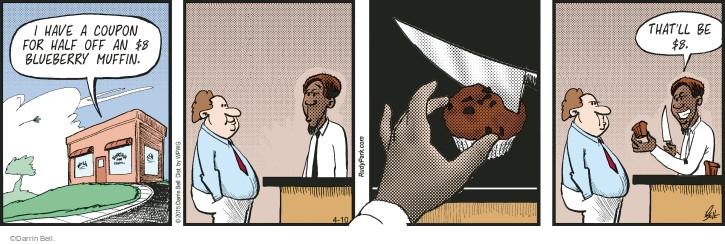 Comic Strip Darrin Bell  Rudy Park 2015-04-10 deceptive