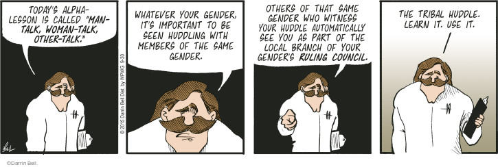 Comic Strip Darrin Bell  Rudy Park 2015-09-30 automatically