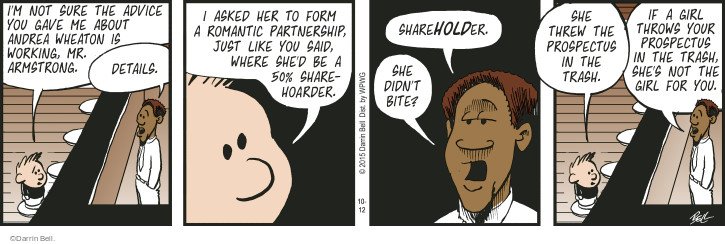 Comic Strip Darrin Bell  Rudy Park 2015-10-12 Andrea