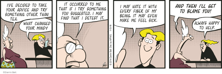 Comic Strip Darrin Bell  Rudy Park 2016-01-13 suggest