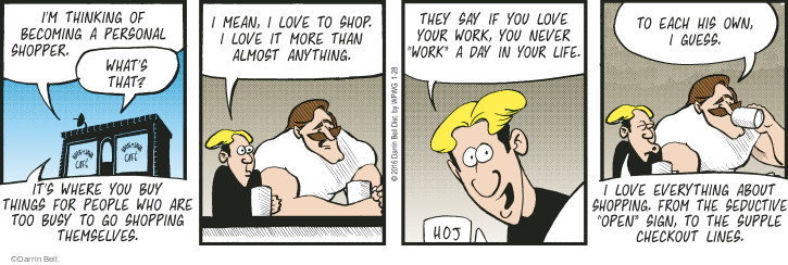 Comic Strip Darrin Bell  Rudy Park 2016-01-28 satisfaction