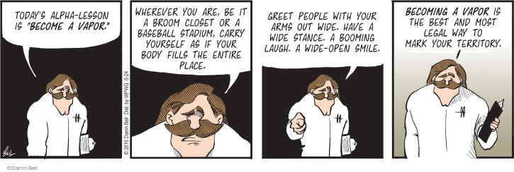 Comic Strip Darrin Bell  Rudy Park 2016-06-24 wherever