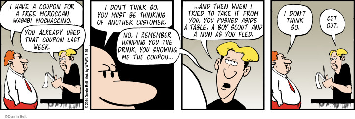 Comic Strip Darrin Bell  Rudy Park 2016-06-29 remember when