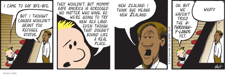 Comic Strip Darrin Bell  Rudy Park 2016-10-28 means