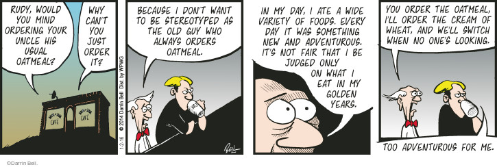 Comic Strip Darrin Bell  Rudy Park 2017-01-02 age