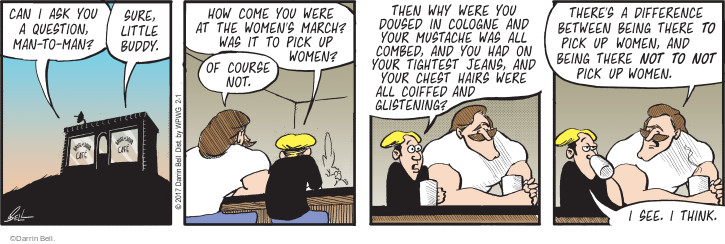 Comic Strip Darrin Bell  Rudy Park 2017-02-01 chest