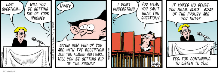 Comic Strip Darrin Bell  Rudy Park 2018-09-08 software