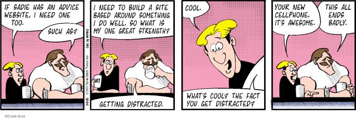 Comic Strip Darrin Bell  Rudy Park 2020-03-06 skill