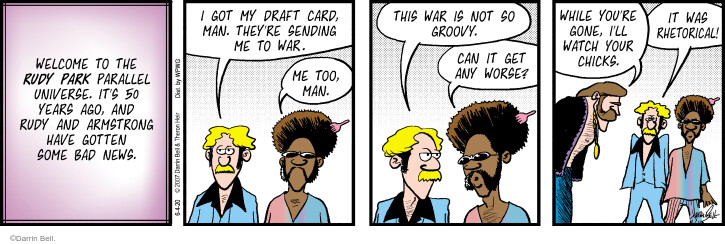 Comic Strip Darrin Bell  Rudy Park 2020-06-04 they're